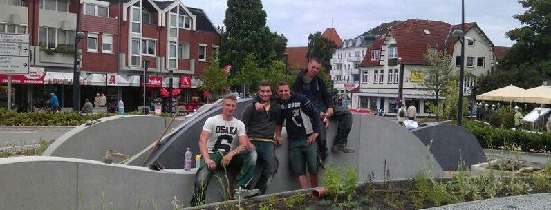 Schaefer Team in Grömitz