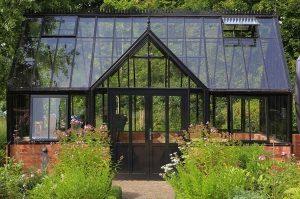 Gewächshaus nach englischem Vorbild in Bad Oldesloe